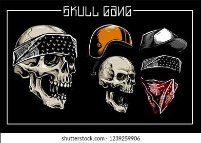 skull gangs lifestyle