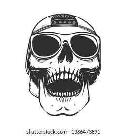 57f32ad48 Funny Skull Images, Stock Photos & Vectors | Shutterstock
