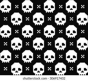 skull texture