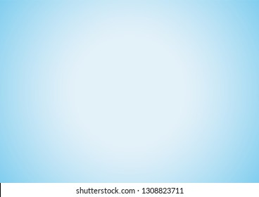 sky blue gradient background