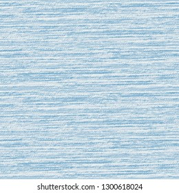 Sky Blue Space-Dyed Effect Textured Background. Seamless Pattern.