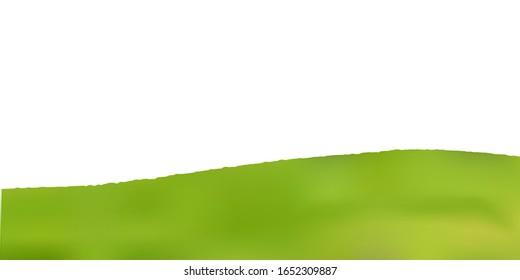 Sky meadow landscape fresh green background