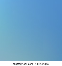 Skyblue colorful mesh background. Vector illustration.