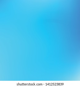 Skyblue smooth background. Abstract blur backgrounds.