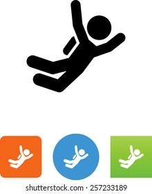 Skydiver icon