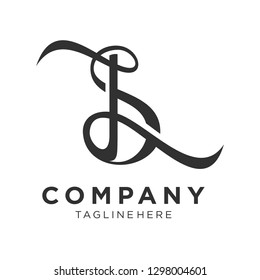 SL Classy and elegant logo template