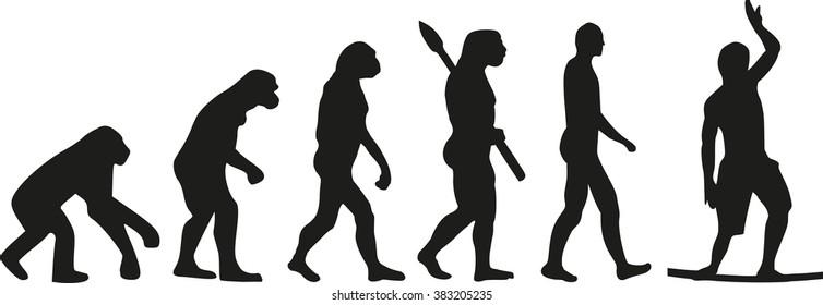 darwin evolution human