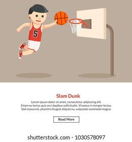 Slam Dunk job Information