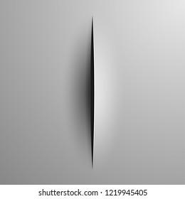 Slashe backgroud illustration