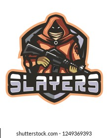 Slayers E Sport Logo