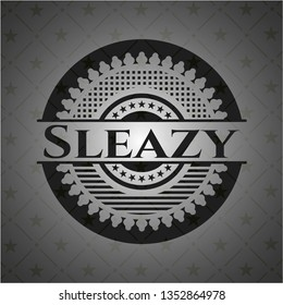 Sleazy black badge