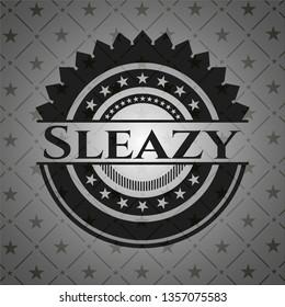 Sleazy black emblem