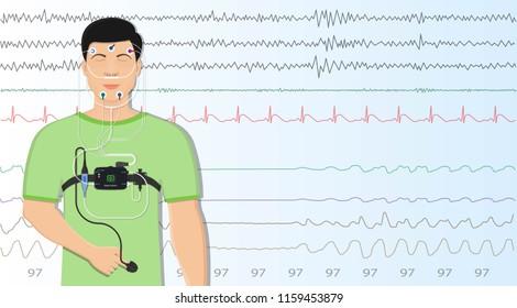 sleep study test apnea