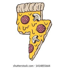 Pizza Lightning