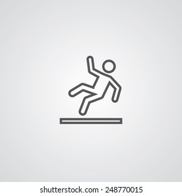 Slippery Floor Images Stock Photos Amp Vectors Shutterstock
