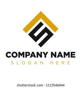 SL,LS, L5 Company Group Logo Concept Idea