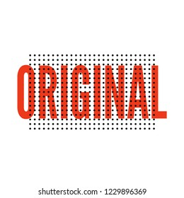 slogan Original phrase graphic vector Print Fashion lettering