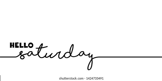Vectores Imágenes Y Arte Vectorial De Stock Sobre Saturday