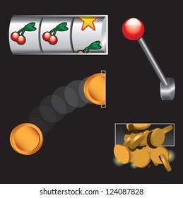 Slot Machine Pieces