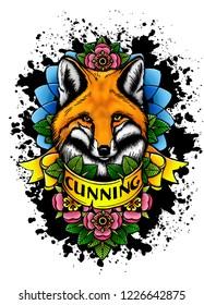 Sly fox old school