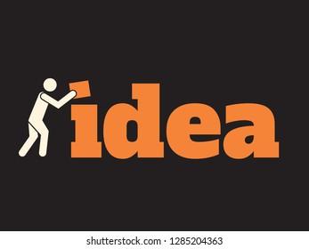 small  contribution can improve the  idea