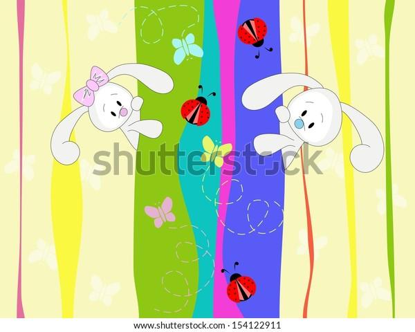 Small favourite rabbits