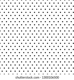 Small polka dot pattern background