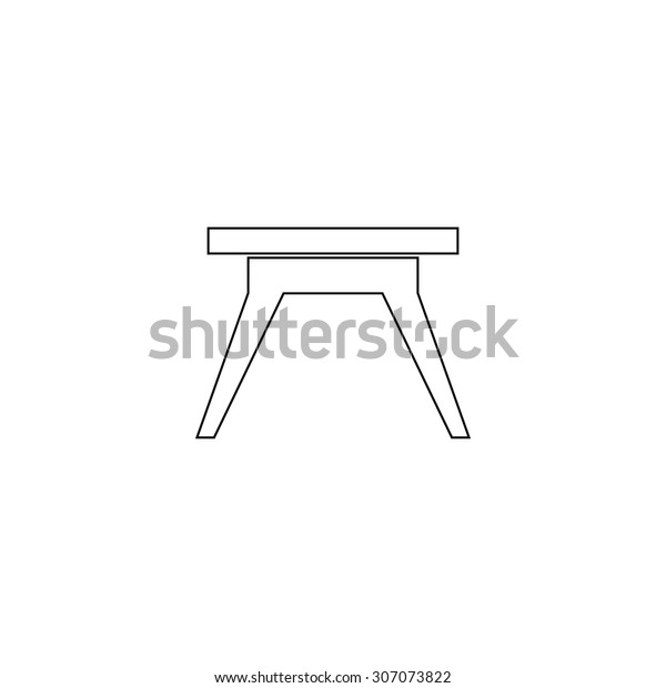 Small Table Outline 5