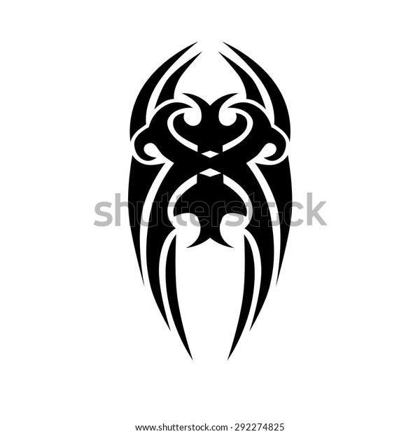 7d43a5bd8 Small Tattoo Designs Men Stock Vector (Royalty Free) 292274825