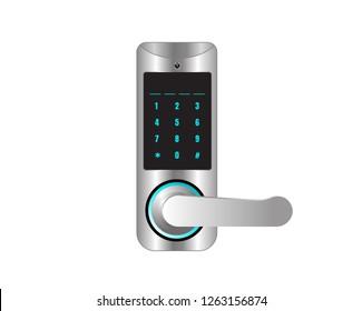 Smart Lock Images, Stock Photos & Vectors   Shutterstock