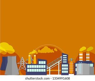 Smart industry 4.0, smart industrial revolution, automation, robot assistants.