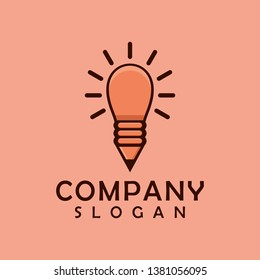 smart logo design abstrak design