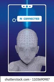 smart phone ai Artificial Intelligence