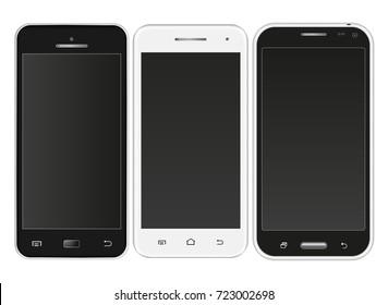 Smart phone designs