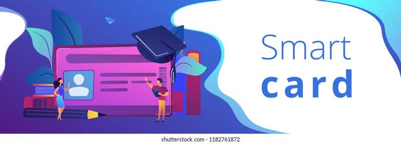 Smartcards for schools header banner.