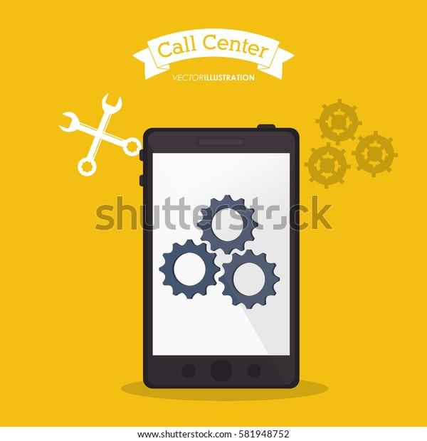smartphone call center online tools