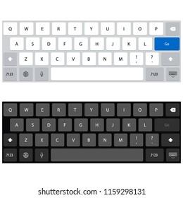 smartphone keyboard design
