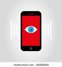 smartphone - spying