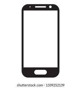 smartphone vector icon, modern concept, simple concept