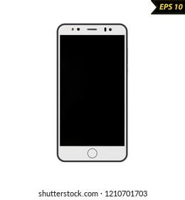 Smartphone vector illustration