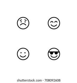 Smile Icon Line