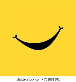 smile logo vector