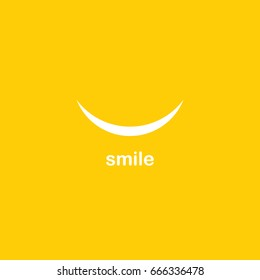 Smile Logo Vector Template