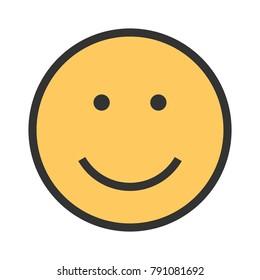 Smile, man, smiling