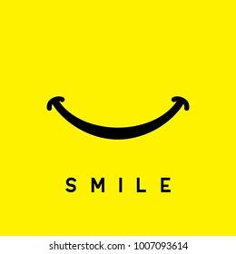 smile vector file