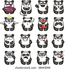 Imágenes, fotos de stock y vectores sobre Sad Panda | Shutterstock