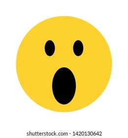 Wow Emoji Images, Stock Photos & Vectors | Shutterstock