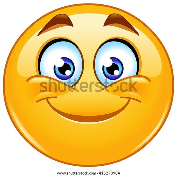 Immagine Vettoriale Stock 415278904 A Tema Emoticon
