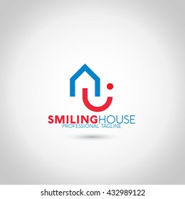 Smiling House Logo