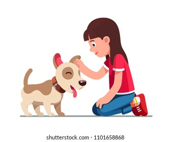 Patting Dog Images, Stock Photos & Vectors | Shutterstock